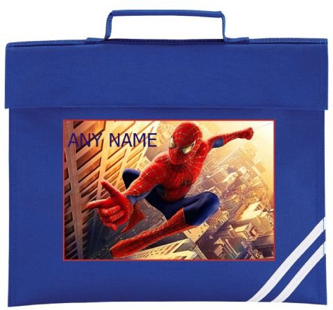 Spiderman Book Bag 2